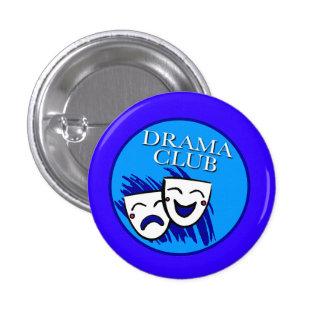 Drama Club Badge Button