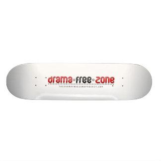 Drama Free Zone Skate Board