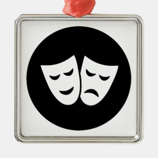 Drama Ideology Christmas Ornament