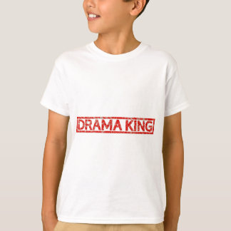 Drama King Stamp T-Shirt