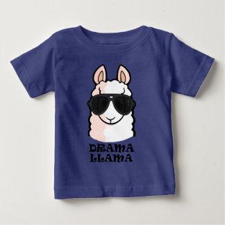Drama Llama Baby T-Shirt