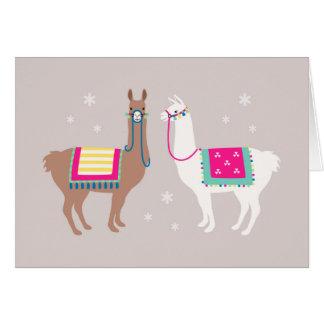 Drama Llama Card