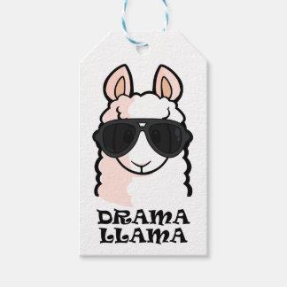 Drama Llama Gift Tags