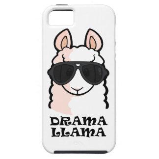 Drama Llama iPhone 5 Case