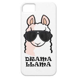 Drama Llama iPhone 5 Cover