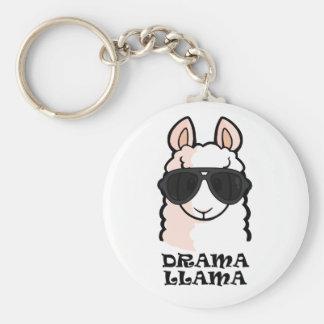 Drama Llama Key Ring