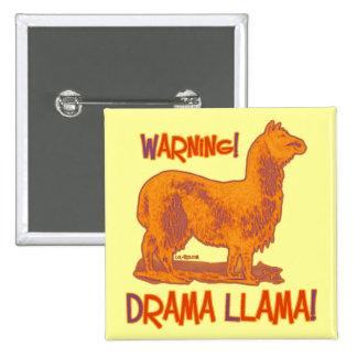 Drama Llama Pins