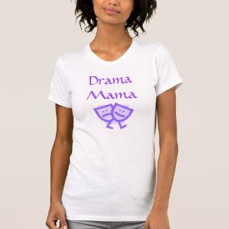 Drama Mama w/ Kids Backporch Productions on back T-shirt