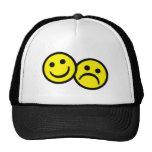 Drama Mask Smiley's Hat