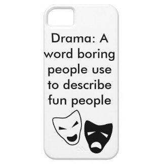 Drama Phone Case