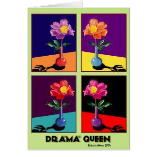 Drama Queen Card