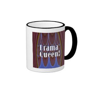 Drama Queen! Ringer Mug