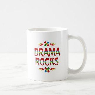Drama Rocks Coffee Mug