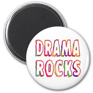 Drama Rocks Magnet