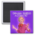 Drama Shield Activate. Bluntcards. Bluntcard. Magnet