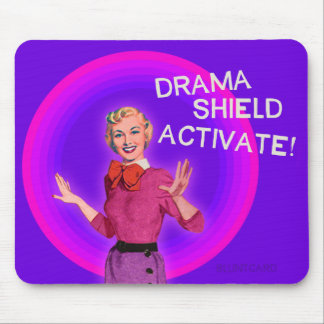 Drama Shield Activate. Bluntcards. Bluntcard. Mouse Mat