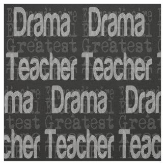 Drama Teacher Extraordinaire Fabric