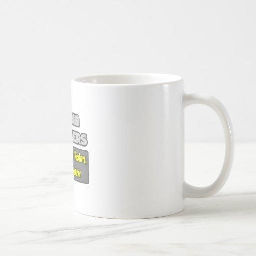 Drama Teachers...Smarter Basic White Mug