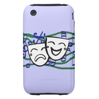 Drama the Musical iPhone 3 Tough Covers
