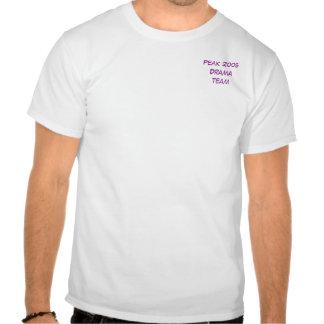 drama t shirts