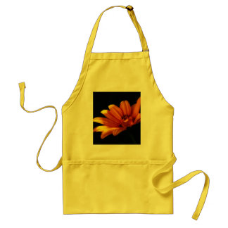 Dramatic Daisy ~ Floral Design Aprons