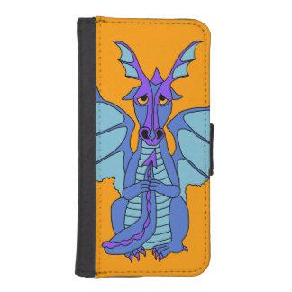 Dramatic Dragon phone wallet case