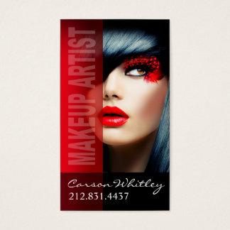 Dramatic Eyes Makeup Artist | red