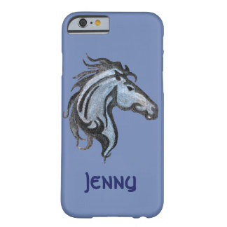 Dramatic Horse iphone / ipad case