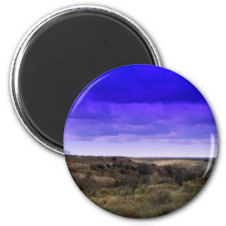Dramatic Landscape Magnet