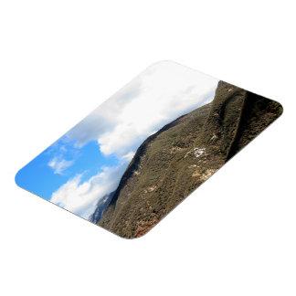 Dramatic Mountain 10 Flexible Magnet