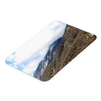 Dramatic Mountain 13 Vinyl Magnets