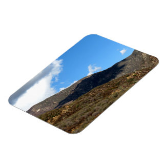 Dramatic Mountain 14 Vinyl Magnet