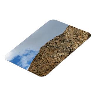 Dramatic Mountain 4 Magnet