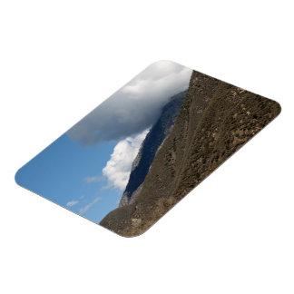 Dramatic Mountain 7 Rectangular Magnets