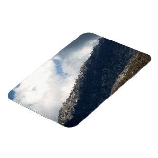 Dramatic Mountain 8 Vinyl Magnet