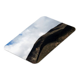 Dramatic Mountain 9 Rectangle Magnets