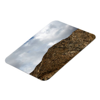 Dramatic Mountain Rectangle Magnets