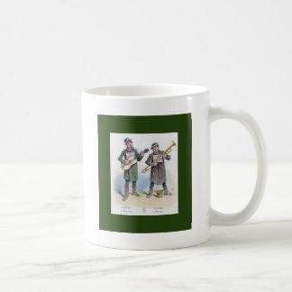Draner ~ Giraffier-Mandolin ~ Patachon-Trombone Coffee Mugs