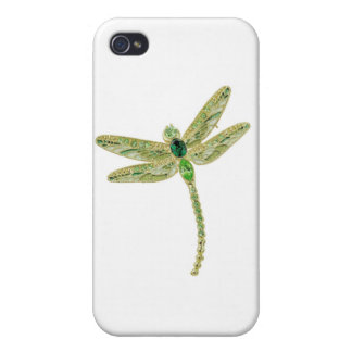 Drangonfly Jewelry iPhone 4/4S Cover