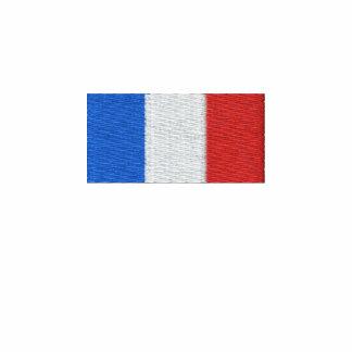 Drapeau de la France T-shirt - Allez Les Bleus