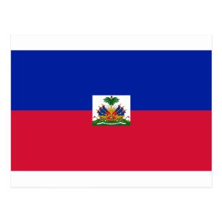 Drapeau d'Haïti - Flag of Haiti Postcard