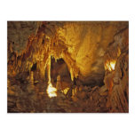 Drapery Room, Mammoth Cave National Park, Postcard
