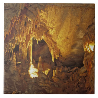 Drapery Room, Mammoth Cave National Park, Tile