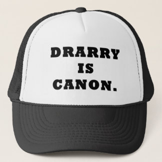Drarry Fan-fiction Merch Trucker Hat