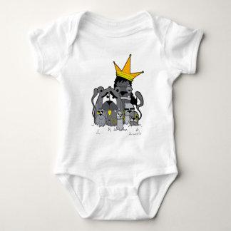 drastikcrown baby bodysuit