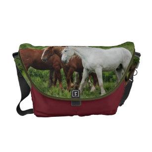 Draught   Horse Bag Messenger Bag