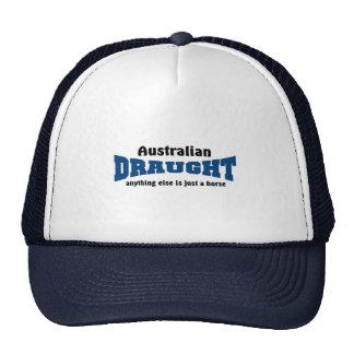 Draught Horse Cap