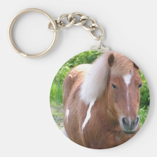 Draught Horse Keychain