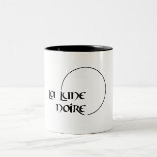 Drawer Lune Noire sulks Two-Tone Mug