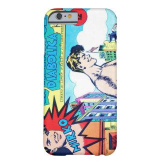 Drawer Metropoli Diabolica phone case Barely There iPhone 6 Case
